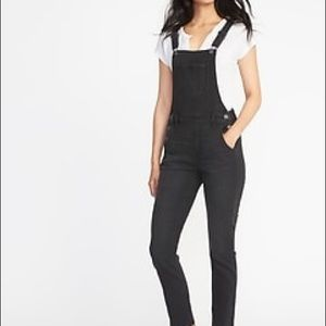 Black Old Navy Overalls Size M